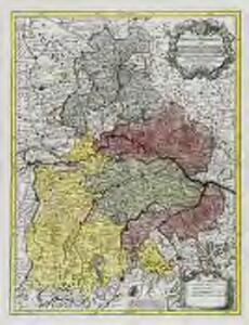 Circulus Bavaricus oder geographische Grundlegung des Bairischen Craisses sambt angrænzenden Lændern