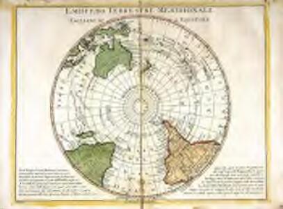 Emisfero terrestre meridionale