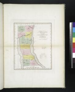 Map of the county of Seneca / by David H. Burr; engd. by Rawdon, Clark & Co., Albany, & Rawdon, Wright & Co., N. York.; An atlas of the state of New York, designed for the use of engineers, containing a map of the state and of the several counties. / Projected and drawn ... under the superintendence and direction of Simeon de Witt.