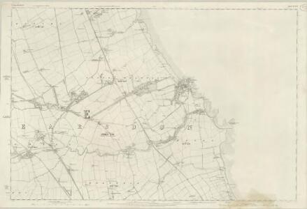 Northumberland LXXXI - OS Six-Inch Map