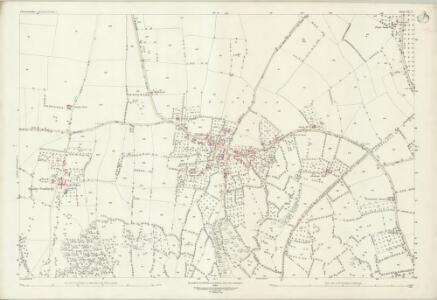 Gloucestershire XX.2 (includes: Alderton; Prescott; Winchcombe) - 25 Inch Map