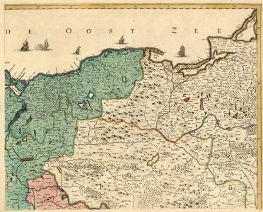 Belgicarum XVII Provinciarum Tabula