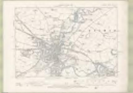 Ayrshire Sheet XVIII.SW - OS 6 Inch map