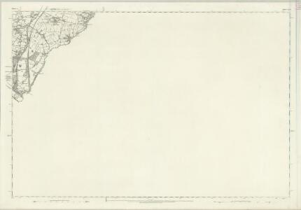 Cheshire LIII - OS Six-Inch Map