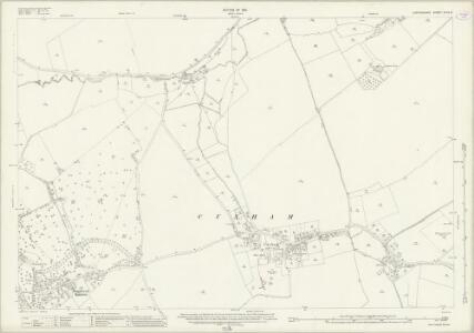 Oxfordshire XLVII.9 (includes: Brightwell Baldwin; Chalgrove; Cuxham with Easington; Pyrton; Watlington) - 25 Inch Map