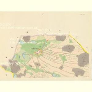 Leschtin - c3885-1-001 - Kaiserpflichtexemplar der Landkarten des stabilen Katasters