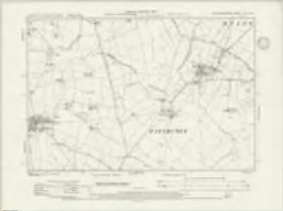 Buckinghamshire XXIII.SW - OS Six-Inch Map