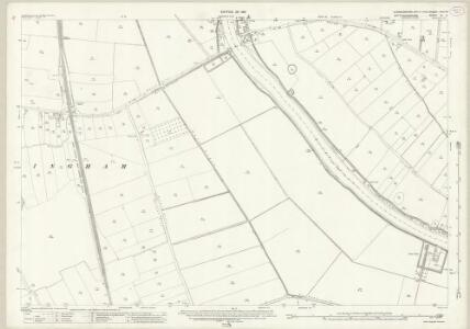 Nottinghamshire VII.3 (includes: Morton; Walkeringham; Walkerith) - 25 Inch Map