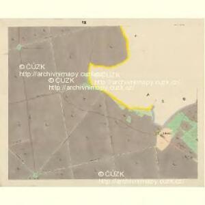 Hatzken - c1797-1-006 - Kaiserpflichtexemplar der Landkarten des stabilen Katasters