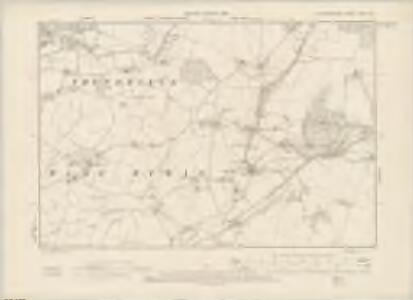 Hertfordshire XXX.NW - OS Six-Inch Map