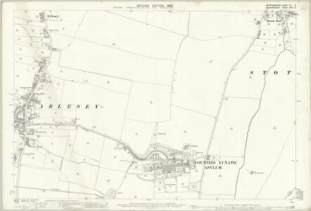 Hertfordshire VII.2 (includes: Arlesey; Letchworth; Stotfold) - 25 Inch Map