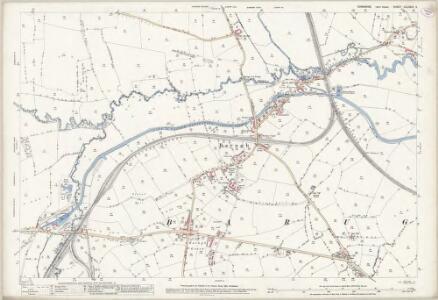 Yorkshire CCLXXIV.2 (includes: Cawthorne; Darton) - 25 Inch Map