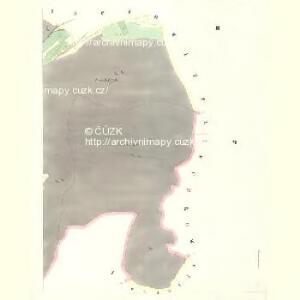 Wrczen (Wrčen) - c8843-1-003 - Kaiserpflichtexemplar der Landkarten des stabilen Katasters