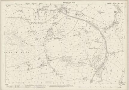 Yorkshire CC.16 (includes: Bingley; Denholme) - 25 Inch Map