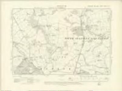 Yorkshire CXXXVII.SW - OS Six-Inch Map