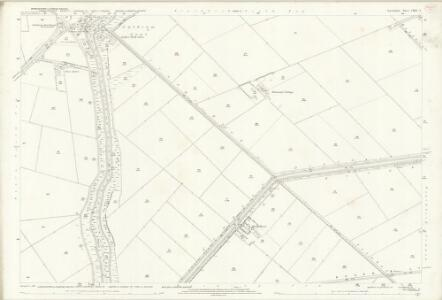 Lincolnshire CXLI.3 (includes: Bourne; Deeping St Nicholas; Pinchbeck) - 25 Inch Map