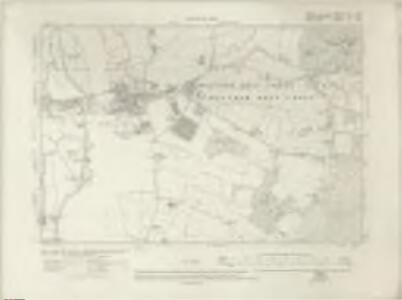 Essex nLX.SW - OS Six-Inch Map
