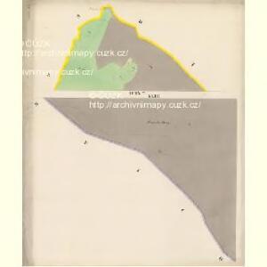 Neuofen - c5201-1-042 - Kaiserpflichtexemplar der Landkarten des stabilen Katasters
