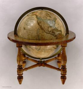 Loring's Terrestrial Globe.