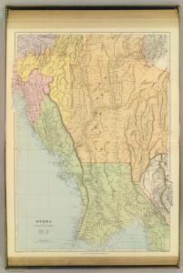 Burma, adjacent countries.