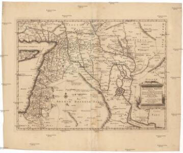 Assyria vetvs divisa in Syriam, Mesopotamiam Babyloniam, & Assyriam proprie dictam