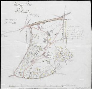 Survey Plan of Balmatha