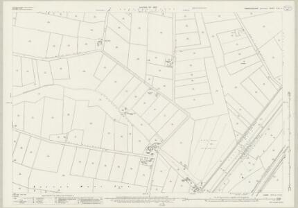 Cambridgeshire XXV.9 (includes: Mepal; Sutton) - 25 Inch Map