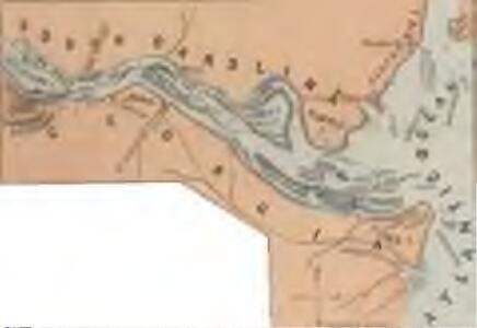 Lloyd's Military Campaign Charts: Savannah
