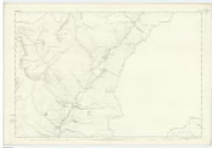 Dumfriesshire, Sheet X - OS 6 Inch map
