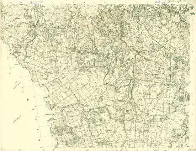 III. vojenské mapování 4351/3