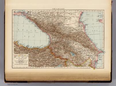 Caucasus.