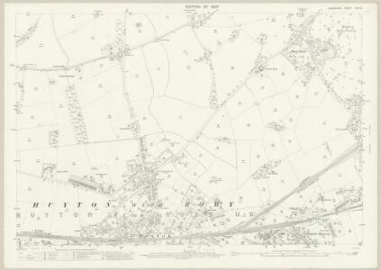 Lancashire CVII.10 (includes: Huyton With Roby; Knowsley; Prescot; Whiston) - 25 Inch Map