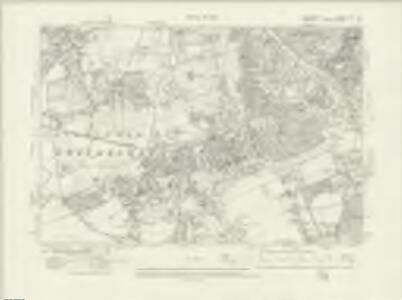 Middlesex XX.SE - OS Six-Inch Map