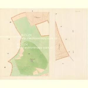 Lippau - m1572-1-001 - Kaiserpflichtexemplar der Landkarten des stabilen Katasters
