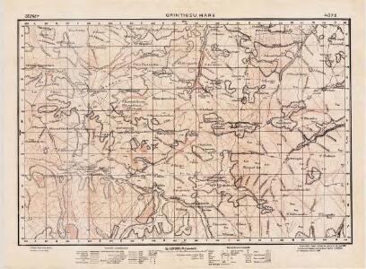 Lambert-Cholesky sheet 4073 (Grințieșu Mare)