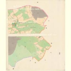 Johannesthal - c2767-1-014 - Kaiserpflichtexemplar der Landkarten des stabilen Katasters