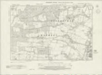Hertfordshire XXXVI.SE - OS Six-Inch Map
