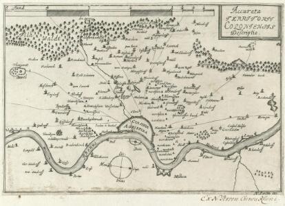 Accurata Territorii Coloniensis Descriptio