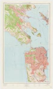 San Francisco and vicinity, California
