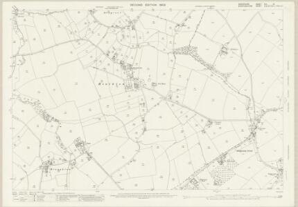 Shropshire LIX.12 (includes: Bobbington; Claverley) - 25 Inch Map