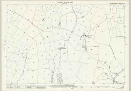 Northamptonshire XXIX.15 (includes: Crick; Watford) - 25 Inch Map