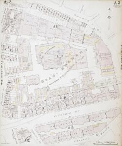 Insurance Plan of London Western District Vol. A: sheet 3