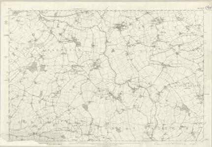 Essex XXXII - OS Six-Inch Map