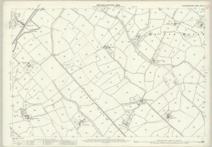 Gloucestershire LXVII.14 (includes: Almondsbury; Bristol) - 25 Inch Map