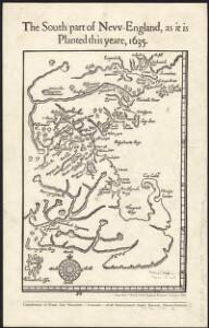 The south part of New-England, as it is planted this yeare, 1635