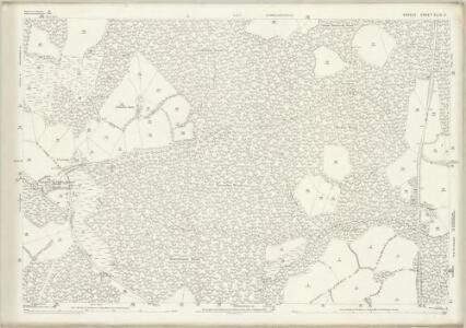Sussex XLIII.11 (includes: Battle; Mountfield) - 25 Inch Map