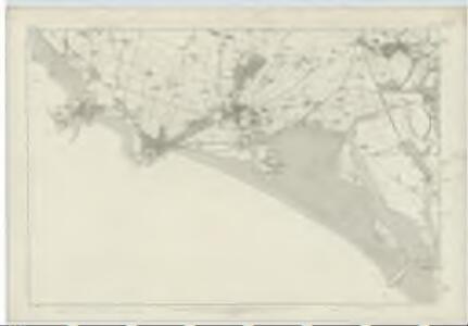 Ayrshire, Sheet XVI - OS 6 Inch map