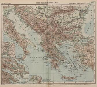 Die Balkanhalbinsel