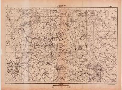 Lambert-Cholesky sheet 4382 (Văculeşti)