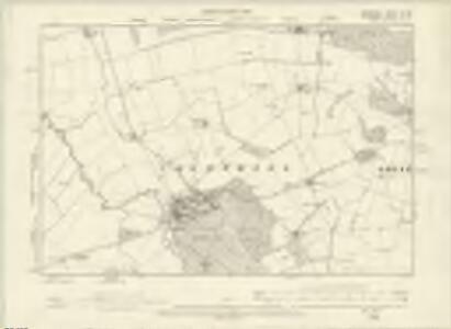 Berkshire VII.SE - OS Six-Inch Map